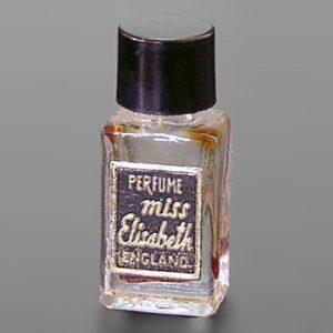 Parfumminiatur Miss Elisabeth, England