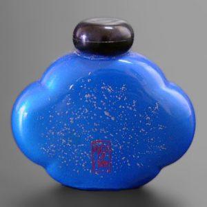 Bleu de Chine von Marc de la Morandiere