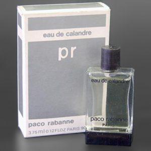 Eau de Calandre von Paco Rabanne