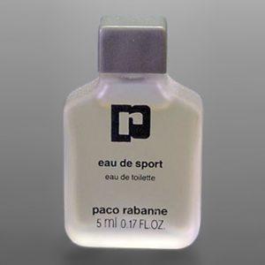 Eau de Sport von Paco Rabanne