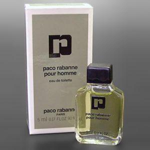 Pour Homme von Paco Rabanne