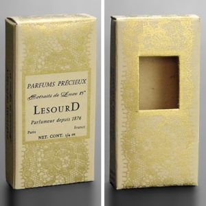 Parfums Precieux von Lesourd