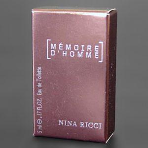 Memoire d'Homme von Nina Ricci