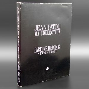 Ma Collection von Jean Patou