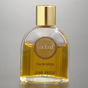 Cocktail von Jean Patou