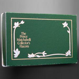 Collector's Flacons von Prince Matchabelli