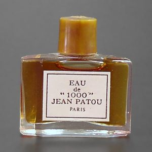 """Eau de """"1000"""" von Jean Patou"""