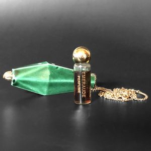 Emeraude Fragrance Jewel von Coty