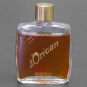 L'Origan de Coty