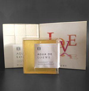 Agua de Loewe Seife   Soap