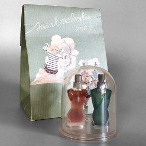 Valentine 1997 Giftset von Jean-Paul Gaultier