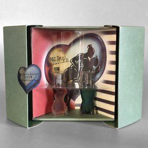Valentine 1998 Giftset von Jean-Paul Gaultier