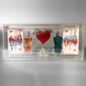 Valentine 1999 Giftset von Jean-Paul Gaultier